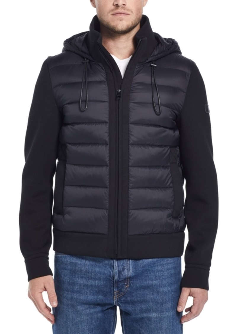 Tumi Men's Neoprene Hoodie Jacket