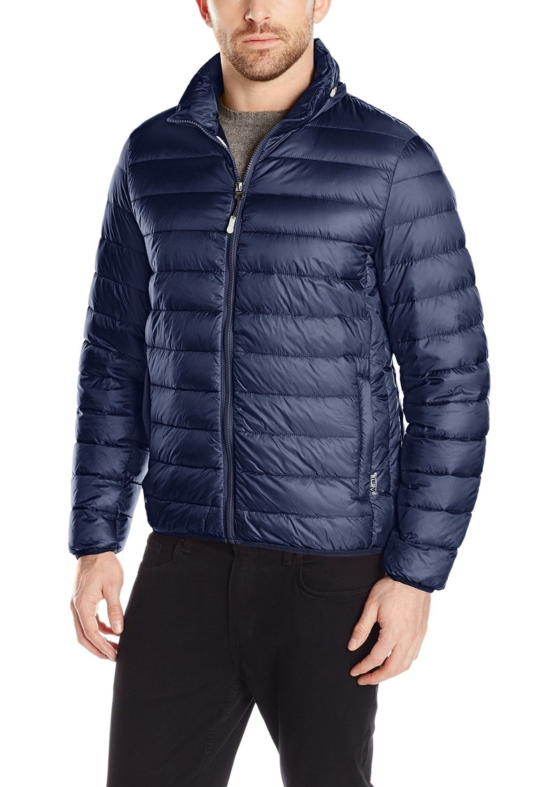 Tumi Men's Pax On-The-Go Packable Jacket