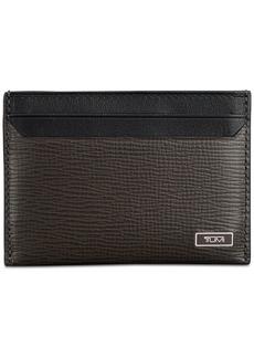 Tumi Men's Slim Leather Card Case