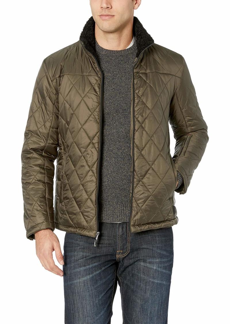 Tumi Men's Transit Quilt Jacket
