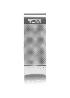 Tumi Ballastic Etched Money Clip