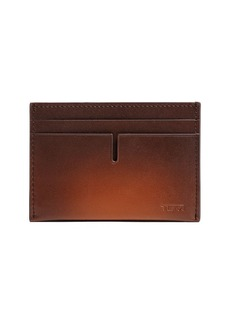Tumi Nassau Slim Leather Card Case