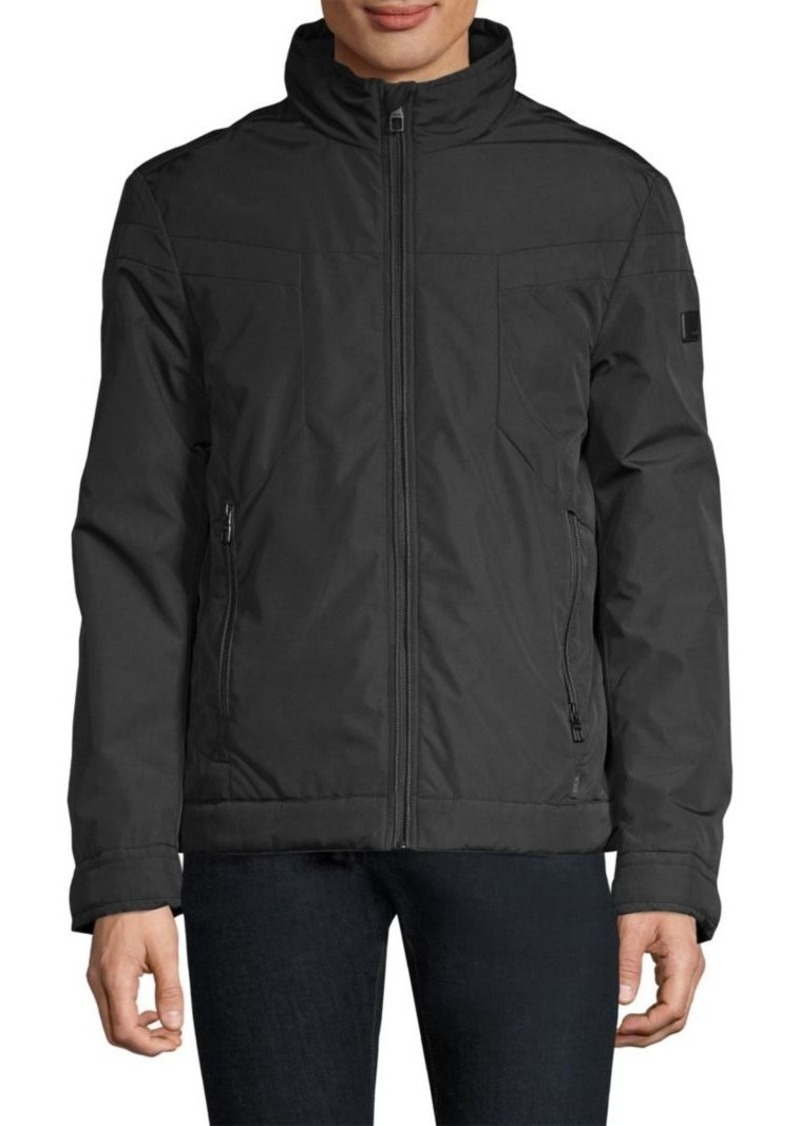 Tumi Outerwear Packable Golf Jacket