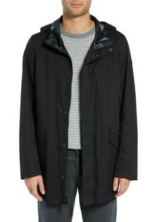 TUMI Packable Water-Resistant Raincoat