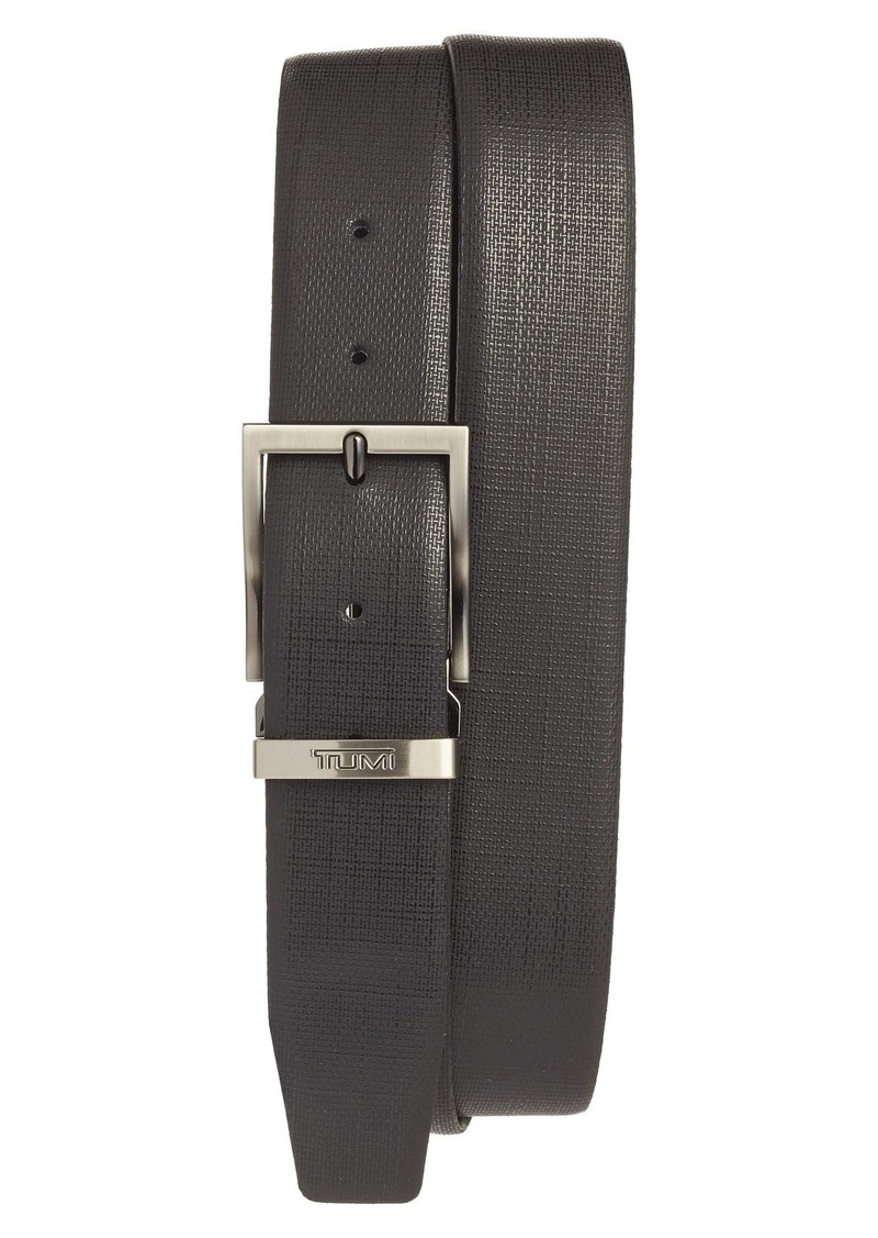 Tumi Reversible Leather Belt