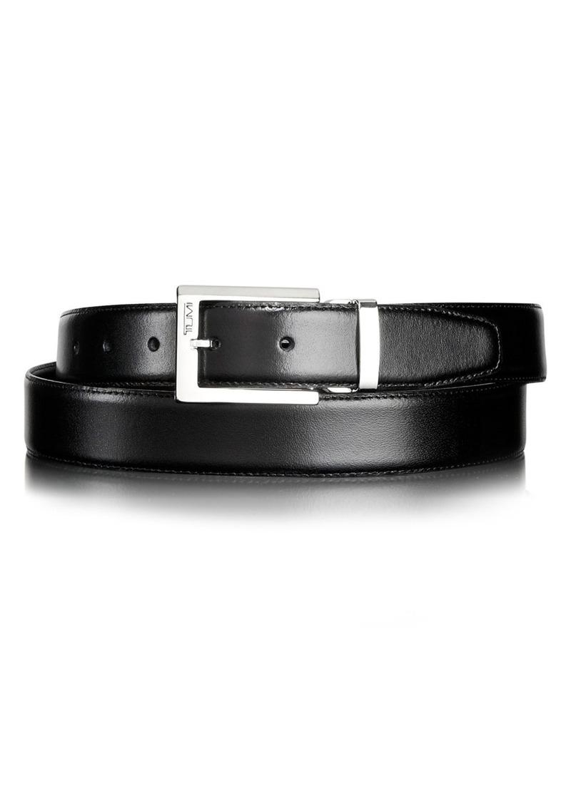 Tumi Reversible Leather Belt