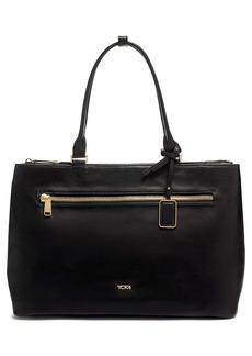 Tumi Sidney Leather Business Tote