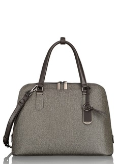 Tumi Stanton – Deonne Domed Coated Canvas Satchel