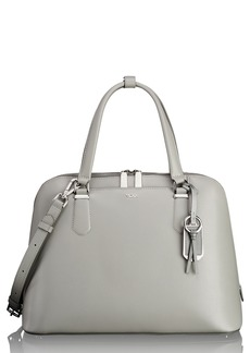 Tumi Stanton – Deonne Domed Leather Satchel