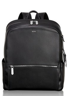 Tumi Stanton Becca Leather Backpack