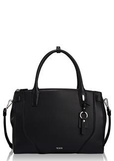 Tumi Stanton Kiran Leather Laptop Briefcase