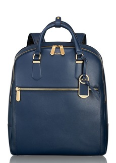 Tumi Stanton Orion Leather Backpack