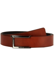 Tumi T Buckle Leather Reversible Belt