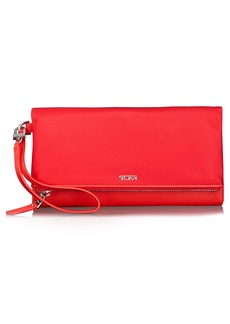 Tumi Travel Flap Wallet