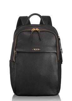 Tumi Voyageur - Small Daniella Leather Backpack