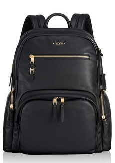 Tumi Voyageur Carson Leather Backpack