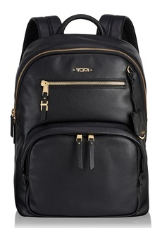 Tumi Voyageur Hagen Leather Backpack