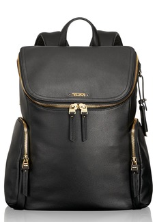 Tumi Voyageur Lexa Leather Backpack