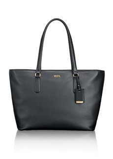 Tumi Women's Voyageur Leather Carolina Travel Tote