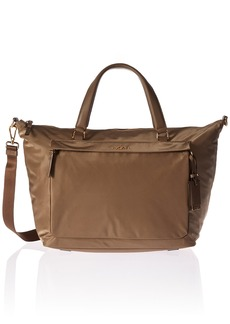 Tumi Women's Voyageur Ruth Soft Satchel Duffel Bag