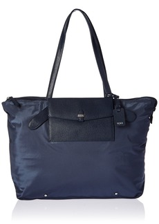 Tumi Women's Weekend Foldable Travel Tote