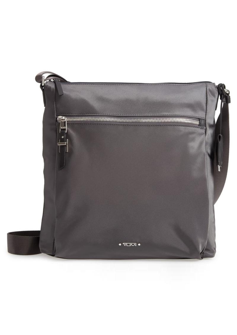 Tumi Voyageur Canton Nylon Crossbody Bag