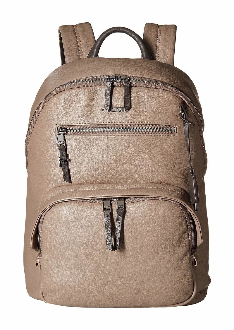 fe2d9f10e93 Voyageur Hagen Leather Backpack