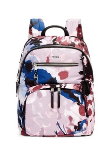 Tumi Voyageur Hilden Abstract Floral-Print Backpack