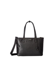 Tumi Voyageur Monika Leather Tote