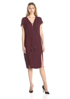 Twelfth Street by Cynthia Vincent Women's Sexy Omak Caftan Dress