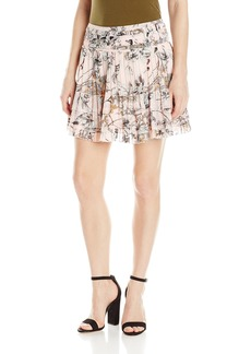 Twelfth Street by Cynthia Vincent Women's Shirt Pleated Skirt