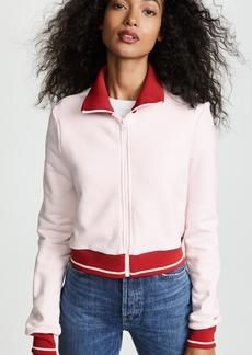 Twenty Tees Pride Super Cropped Zip Up Sweatshirt