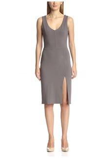 Twenty Tees Women's Dress with High Slit  M