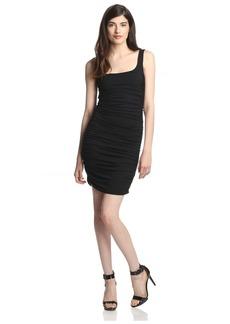 Twenty Tees Women's Ruched Sheath Dress  S