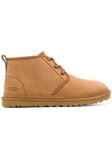 UGG ankle lace-up boots