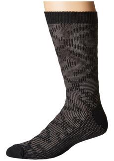 UGG Cotton Textured Crew Socks