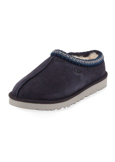 UGG Men's Tasman Shearling Suede Mule Slipper