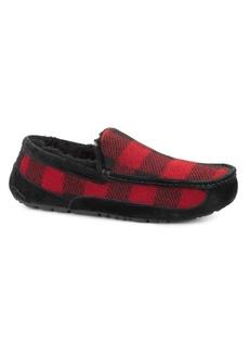 UGG Australia Ugg Ascot Plaid Slippers