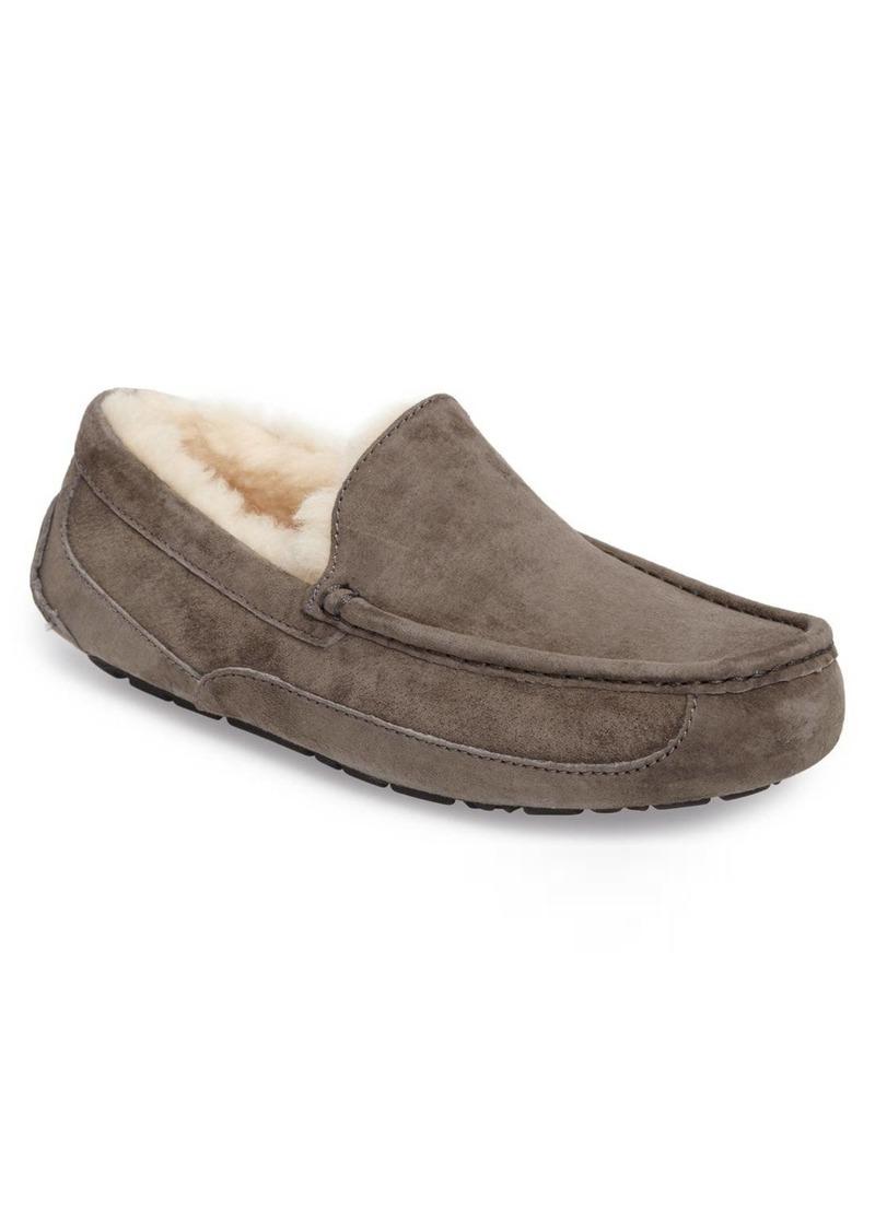 880b5bbaacf73 UGG Australia UGG® Ascot Suede Slipper (Men) | Shoes