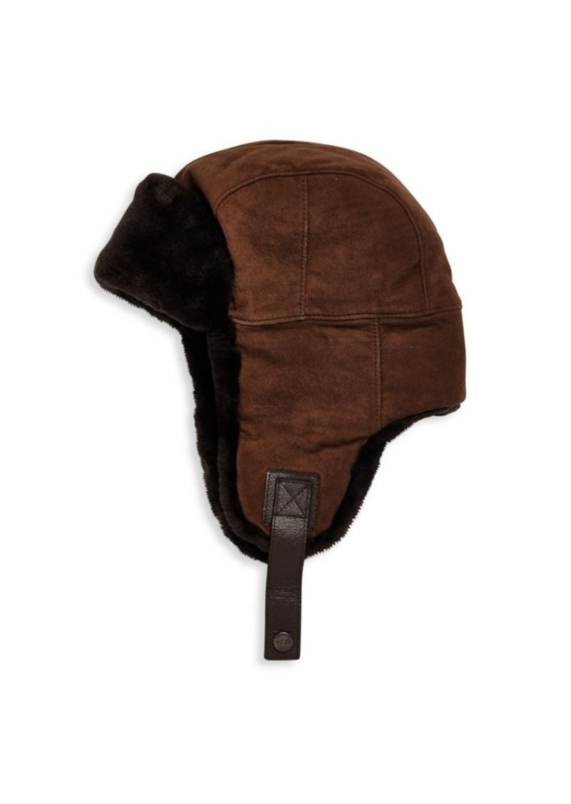 1a4c70275d7f0 UGG UGG Australia Shearling Trapper Hat