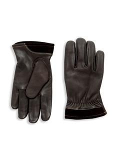UGG Australia Capitan Leather Gloves
