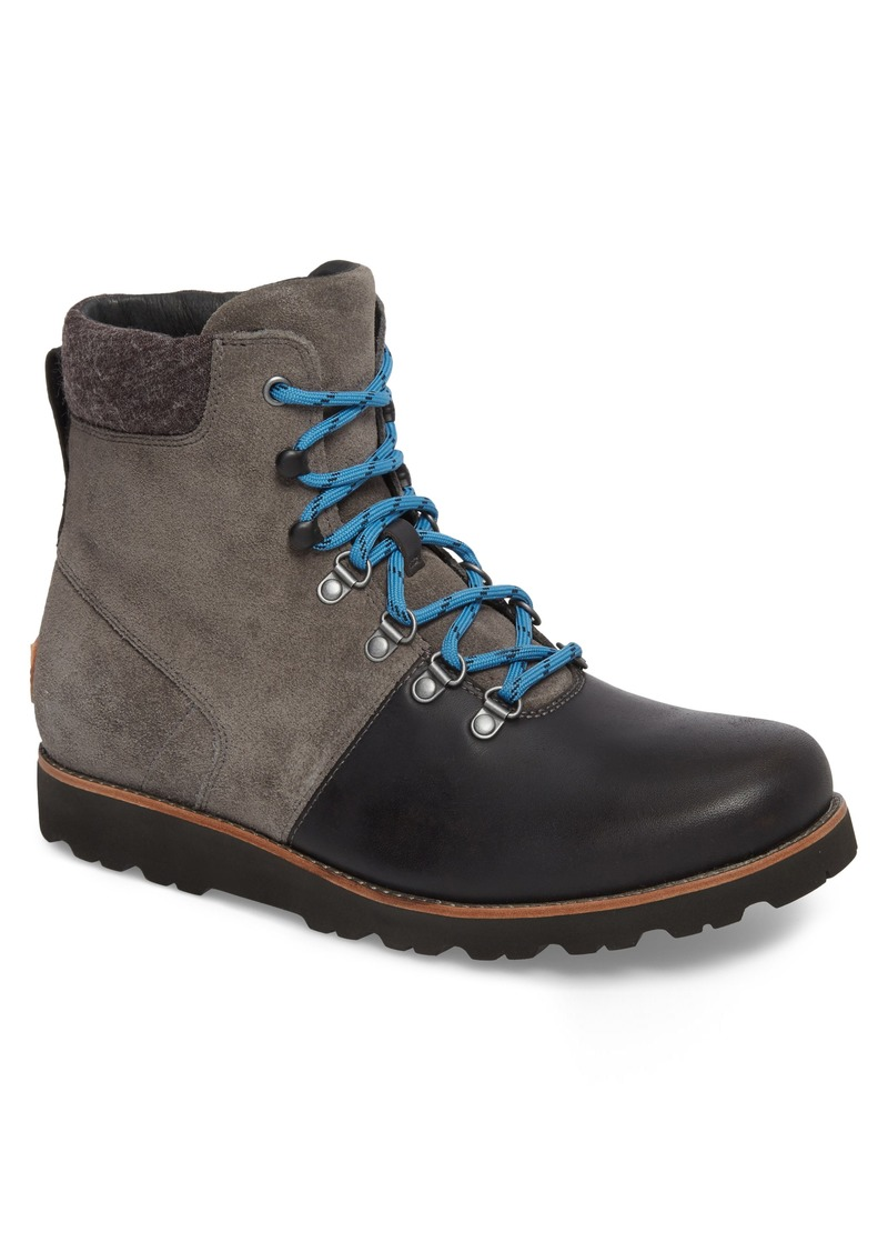 UGG® Halfdan Waterproof Lace-Up Boot (Men)