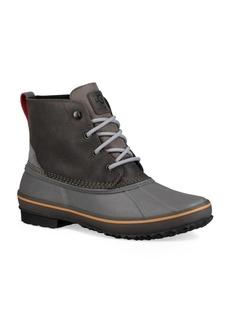 UGG Australia Ugg Leather Chukka Boots
