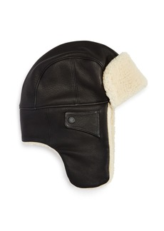 UGG Australia UGG� Leather Trapper Hat