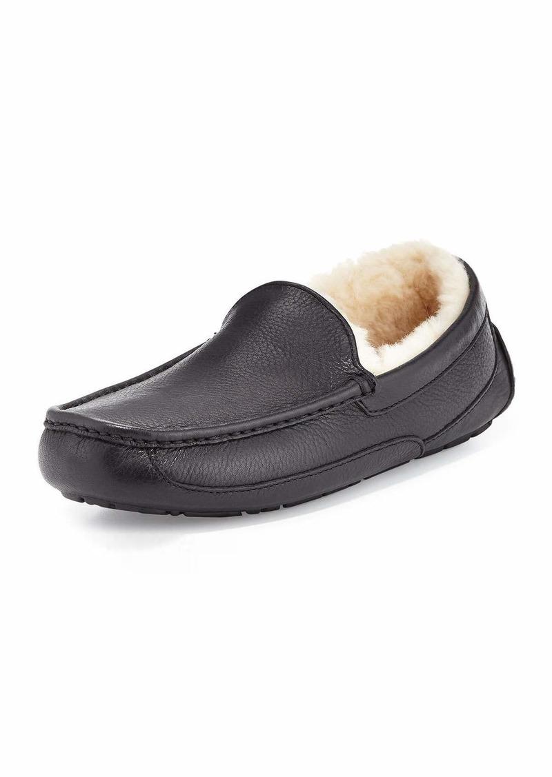 6402b4483f8c UGG Men s Ascot Leather Slipper