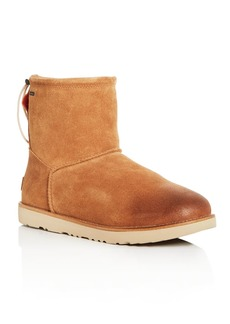UGG Australia UGG� Men's Classic Toggle Waterproof Suede Boots