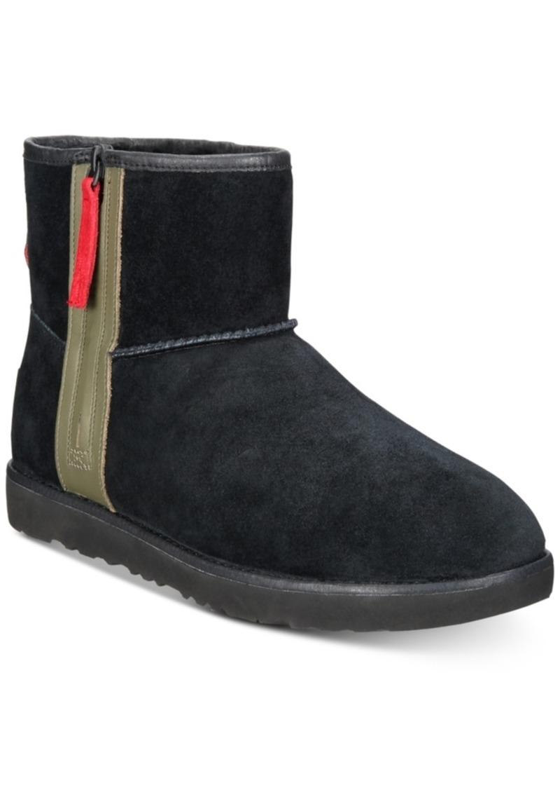 Ugg Men's Classic Waterproof Mini Zip Boots Men's Shoes