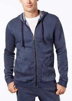 UGG Australia Ugg Men's Elliot Washed-Fleece Pajama Hoodie