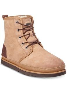 Ugg Men's Harkley Waterproof Leather Boots Men's Shoes