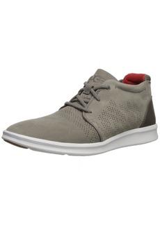 UGG Men's Larken Stripe Perf Sneaker mole